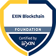 EXIN Blochchain Foundation #promentek #exin #digitaltransformationofficer