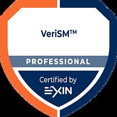 EXIN_Badge_ModuleProfessional_VeriSM-com