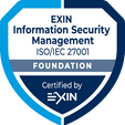 EXIN Information Security Management Foundation