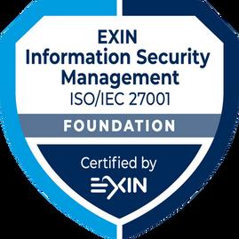 EXIN_Badge_ModuleFoundation_InformationS