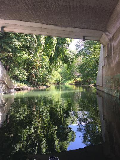 Ruisseau Sabrevois