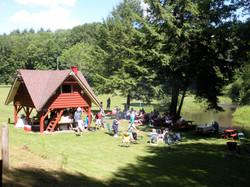 Creek Campsite