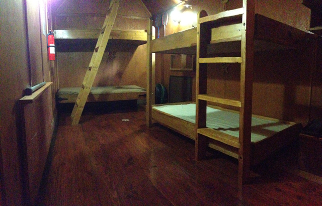 Hemlock House Bunks