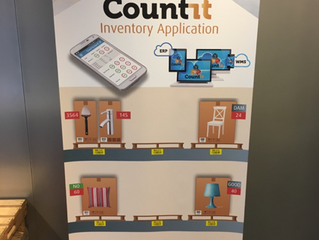 "Countit ""Standup demo banner"""