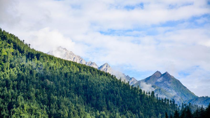 A Himalayan Love Affair