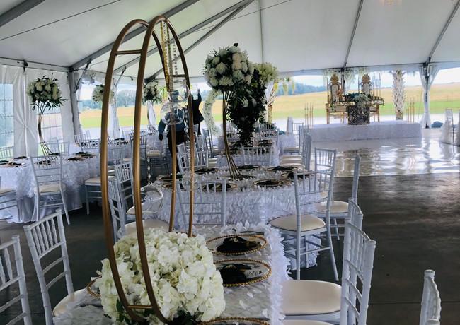 Sam + Lusu's Wedding Reception