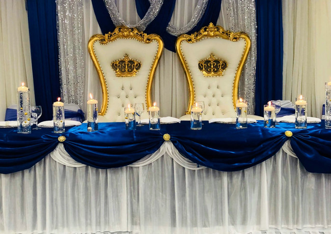 Throne Setting