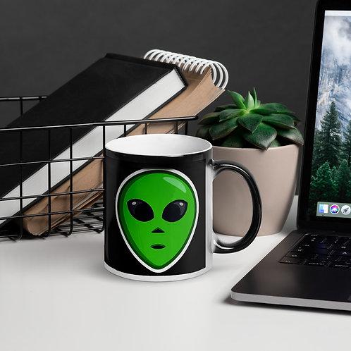 Alien Glossy Magic Mug
