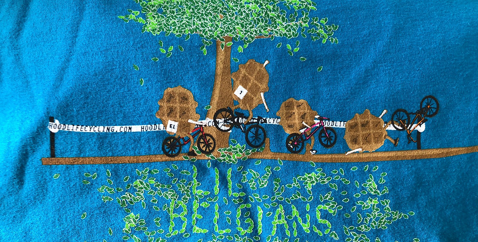 Lil Belgains (Kids Shirts)