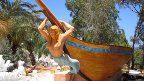 Goddess Boat