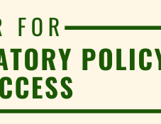 Center for Regulatory Policy & Safe Access