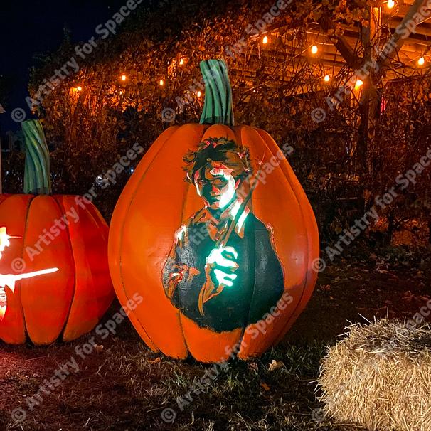 Harry Potter Giant Pumpkin