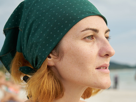 Most Elegant Headscarves for Long Summer Days