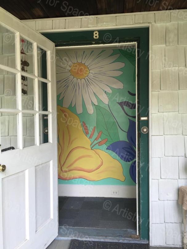 Entryway Mural