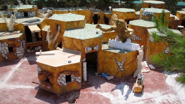Minoan Mythological Theme Park