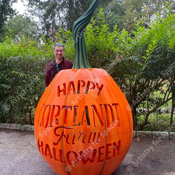 Giant Display Pumpkin