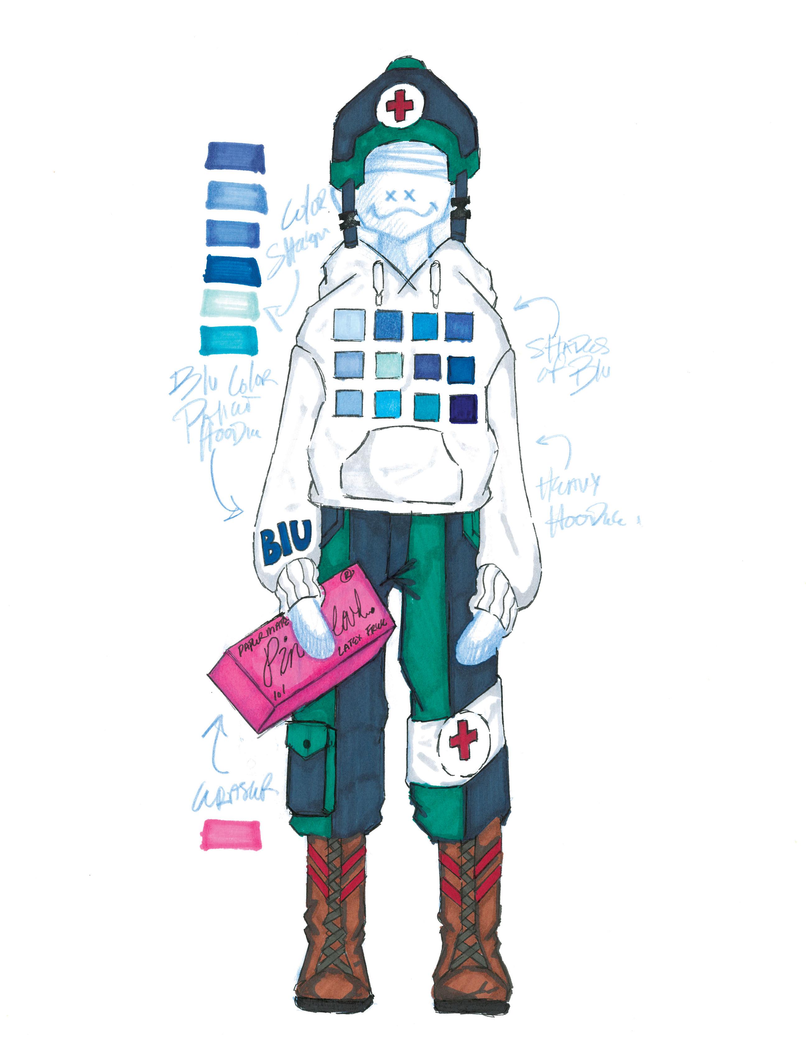 Medic Blu