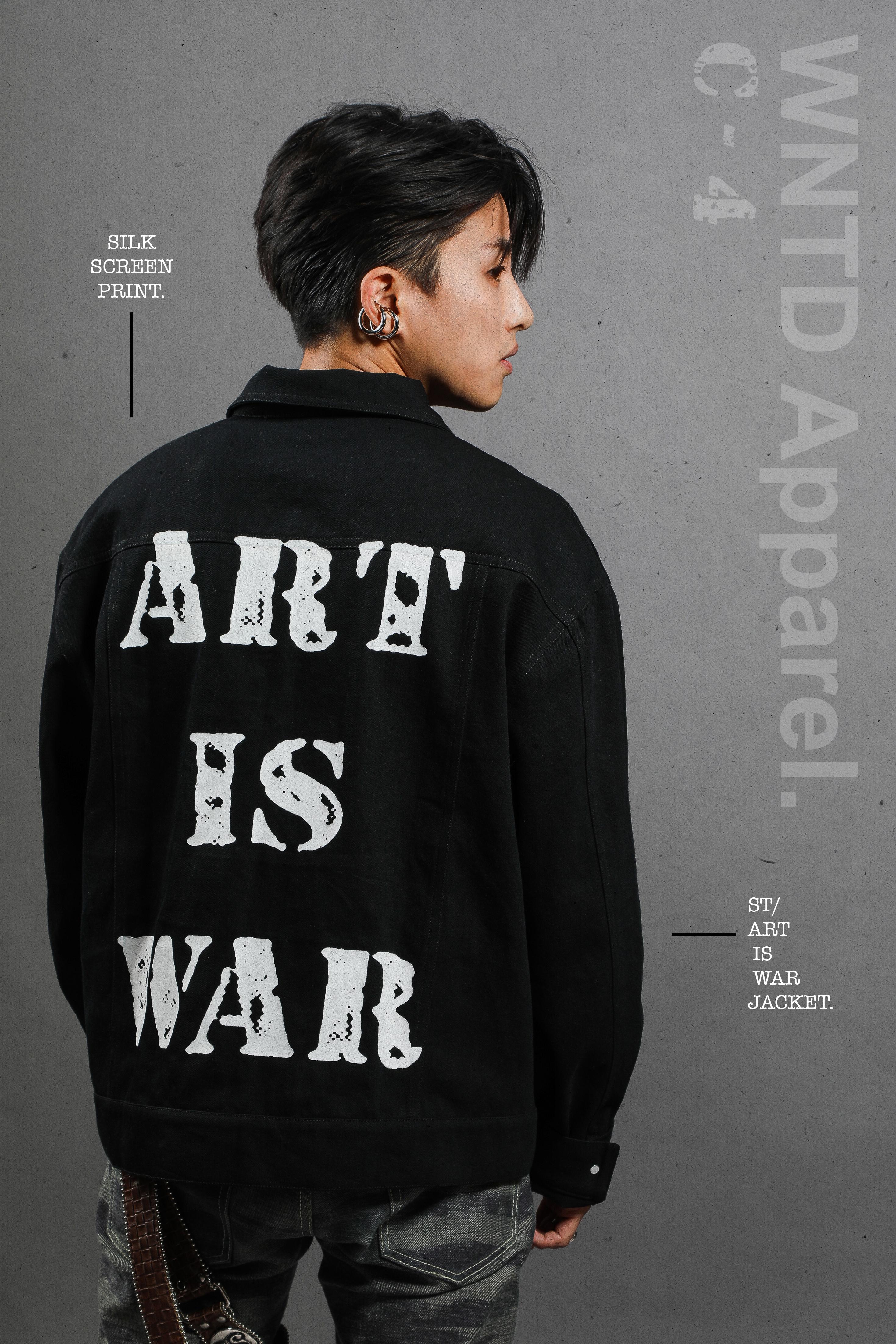 ART IS WAR Jacket