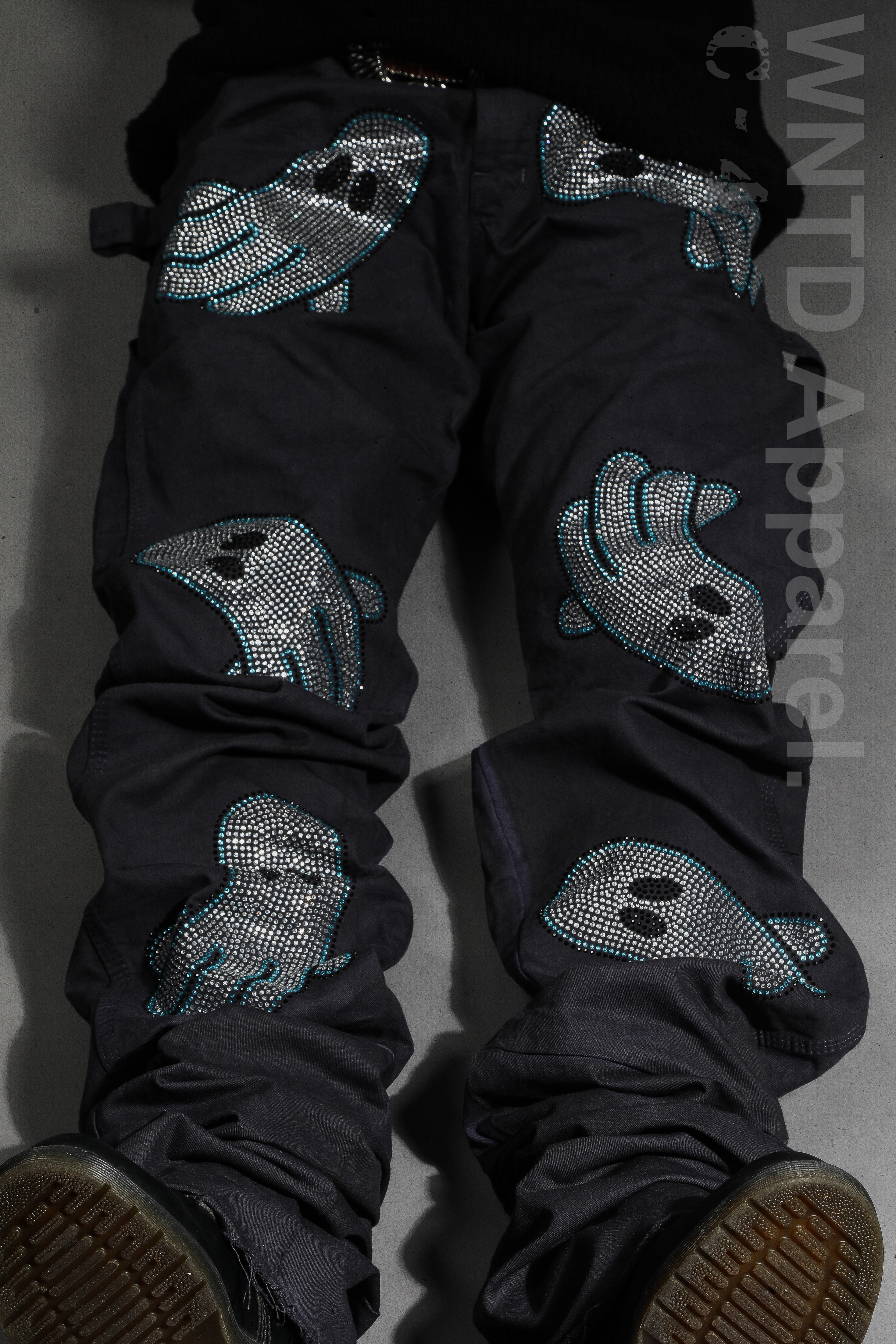 Ghost gem pants
