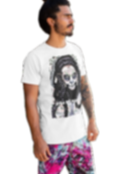 t-shirt-mockup-of-a-tattooed-man-with-lo