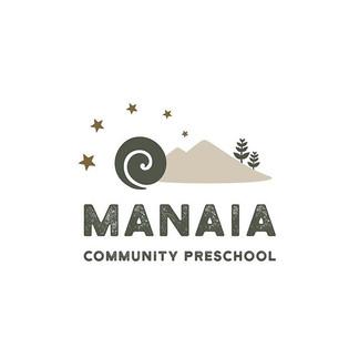 Manaia Community Preschool Logo Design .