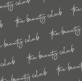 Type pattern for @the.beauty.colab . . .
