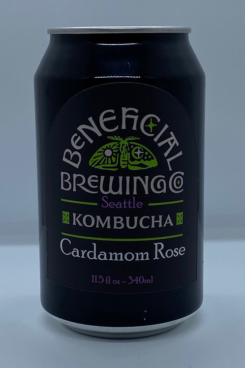 Cardamom Rose - 12oz 6 Pack