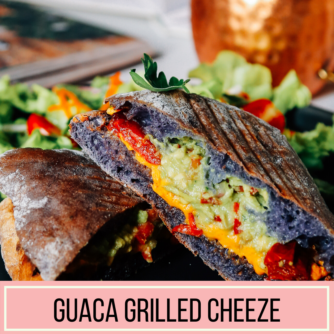Guaca Grilled Cheeze