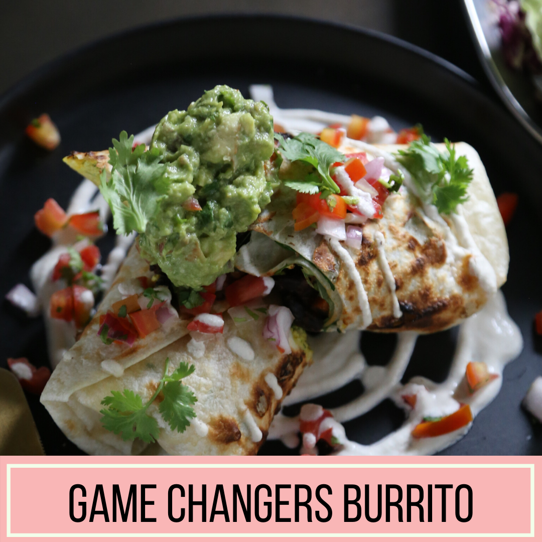 Game Changers Burrito