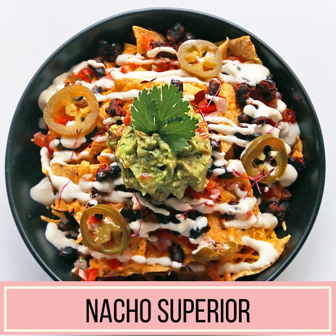 Nacho Superior