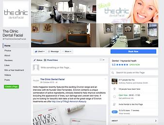 The Clinic Facebook