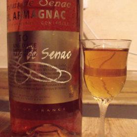 Armagnac veritable for the pruneaux.