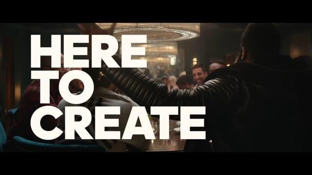 Adidas-Calling All Creators