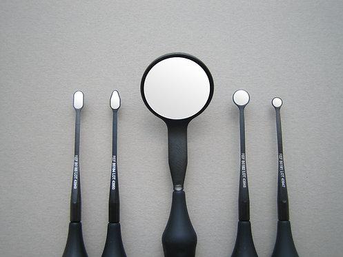 Mikrozrcátko BLACKline MICROflex ultra Ø 5 mm