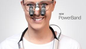 PowerBand pro Vaše lupové brýle a světlo