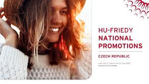 Hu-Friedy jarní nabídky