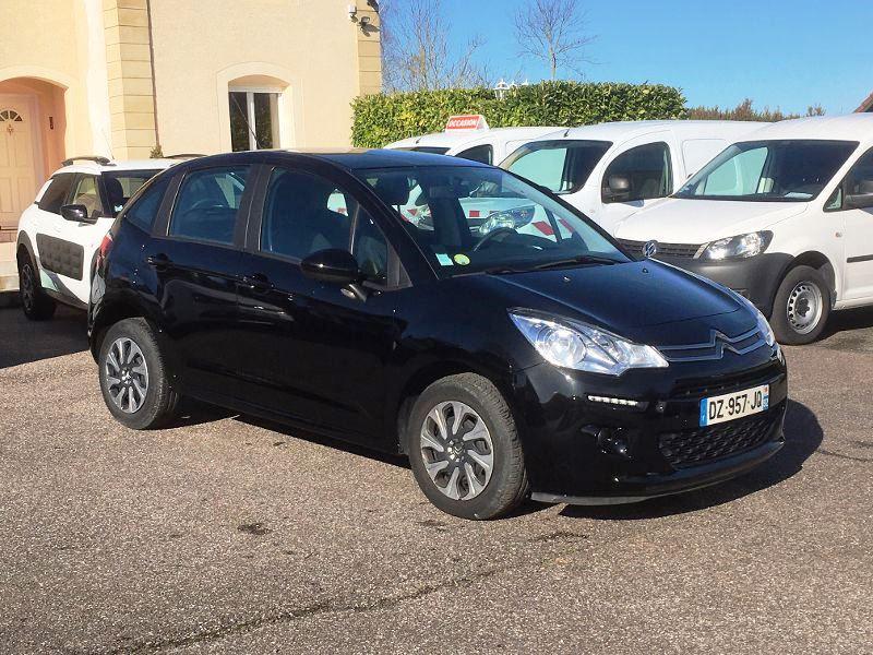 Citroën C3 société