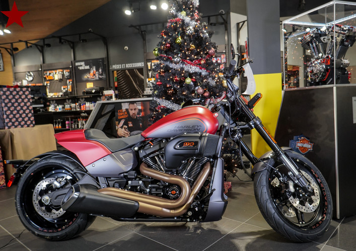 SOFTAIL - FXDR 114