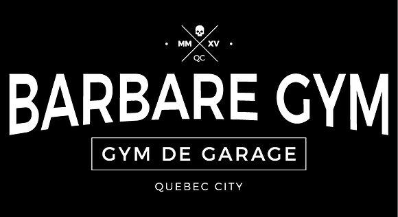 barbare gym