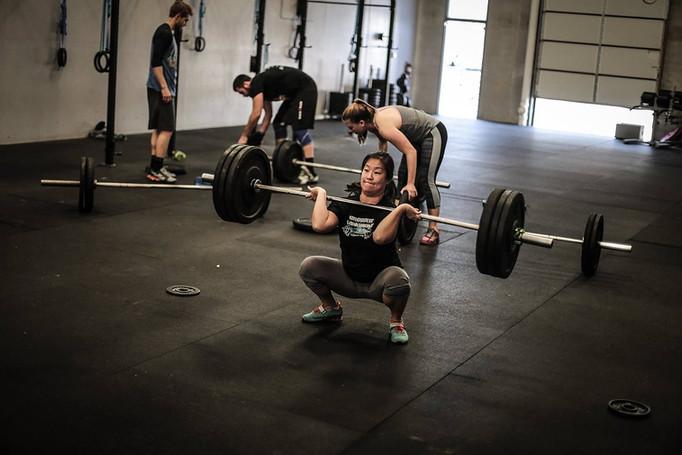 Sarah S. Talks CrossFit Games Open