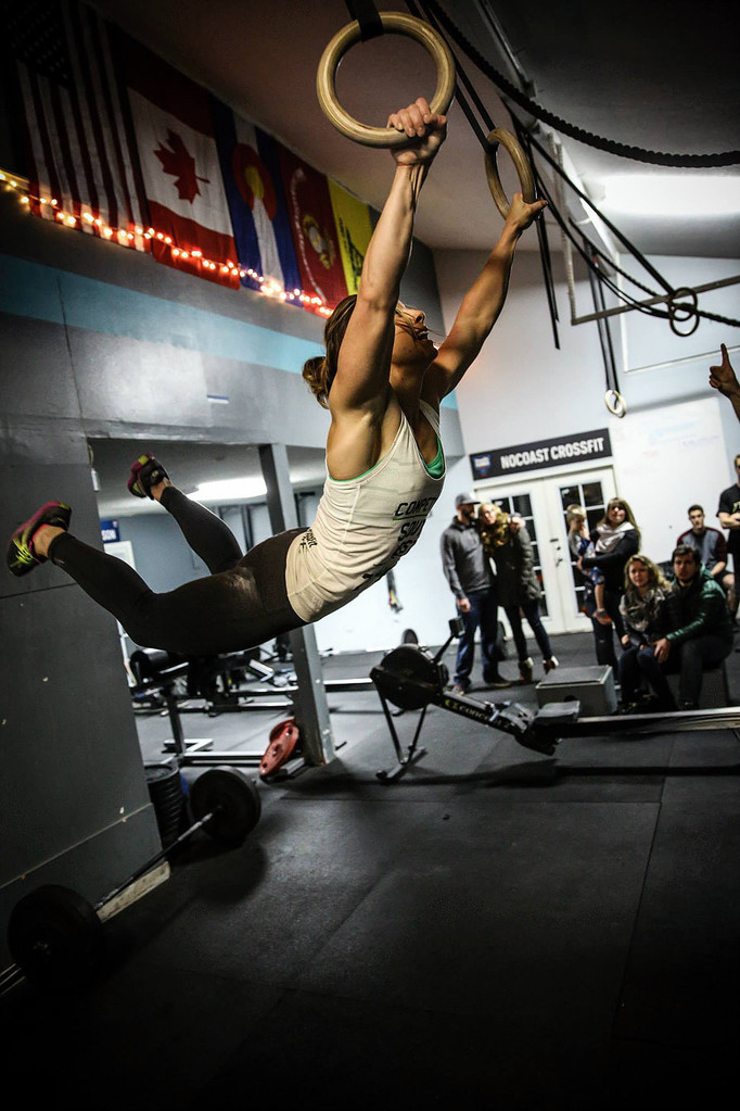 Making That Muscle Up Happen