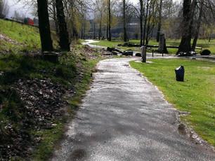 Some Paths Just Take Longer