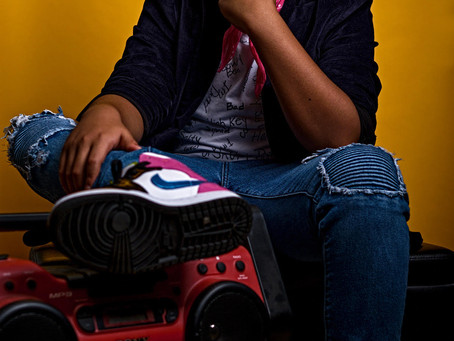 Meet YM: Chattanooga's Incredible, Crazy Kid Rapper