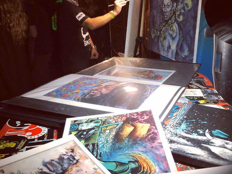 Meet Ryan Cooper Carl: Art And Community Involvement