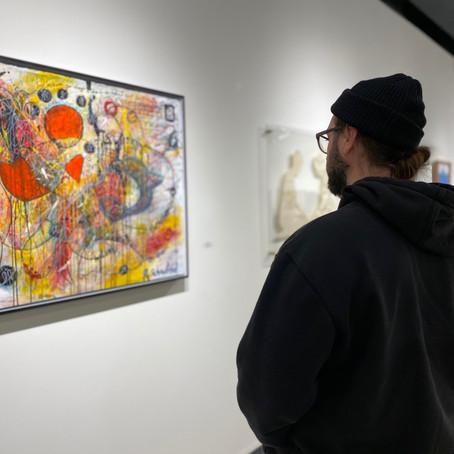 Robert Schoolfield's 5 Tips For Emerging Artists