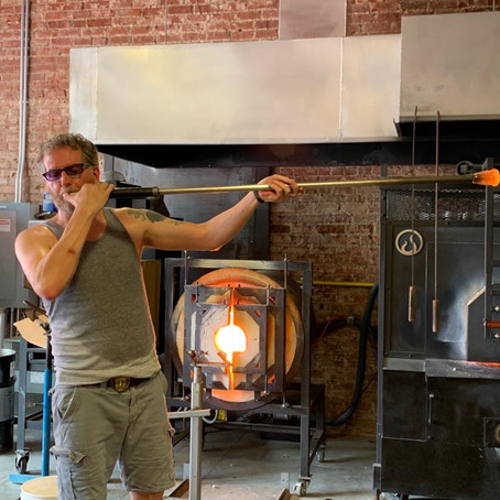 From Ash To Glass: Creating At Ignis Glass Studio