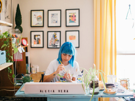 Meet Alecia Vera Buckles: Creativity In Anything and Everything