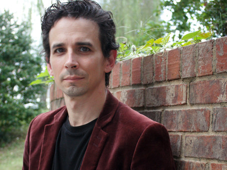 Meet Andrew Najberg: A Poet Speaks