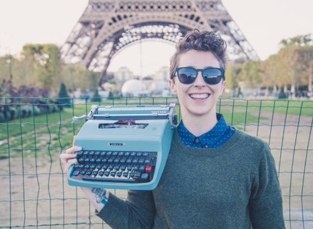 Meet Meredith Garrett: The River City Street Poet
