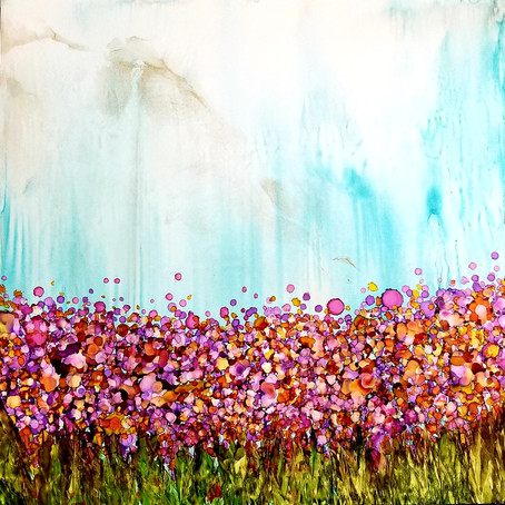 Meet Michelle Fountain: Finding Comfort Through Art